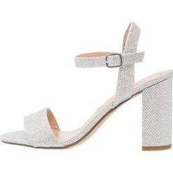 Sandały damskie: New Look SIMS Sandały na obcasie silver
