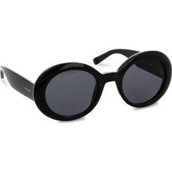 Okulary przeciwsłoneczne męskie: Okulary przeciwsłoneczne TOMMY HILFIGER – 1525/S Black 807