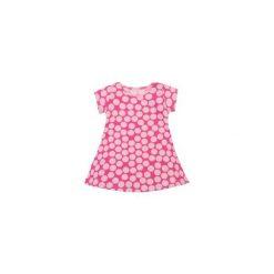 Sukienka niemowlęca rozszerzana. Różowe sukienki niemowlęce TXM. Za 7,99 zł.