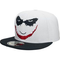 Czapki z daszkiem męskie: The Joker Face Czapka Snapback biały/czarny