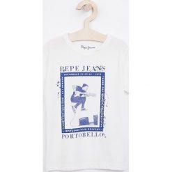 T-shirty chłopięce z nadrukiem: Pepe Jeans – T-shirt dziecięcy Jero 92-180 cm