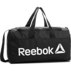 Torba Reebok - Act Core S Grip DN1528 Black. Czarne torebki klasyczne damskie marki Reebok, z materiału. Za 89,95 zł.