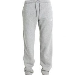 Nike Sportswear Spodnie treningowe dark grey heather/white. Szare spodnie dresowe męskie Nike Sportswear, z bawełny. Za 379,00 zł.