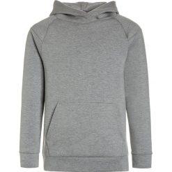 Outfit Kids HOODY  Bluza z kapturem grey. Niebieskie bluzy chłopięce rozpinane marki Retour Jeans, z bawełny. Za 129,00 zł.