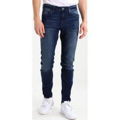 Mavi JAMES Jeans Skinny Fit ultra move. Niebieskie rurki męskie Mavi. W wyprzedaży za 278,10 zł.