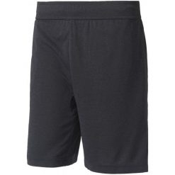 Adidas Spodenki Unct Clmch Shor Chill Black Mel. L. Czarne spodenki sportowe męskie marki Adidas, z dzianiny, sportowe. W wyprzedaży za 129,00 zł.