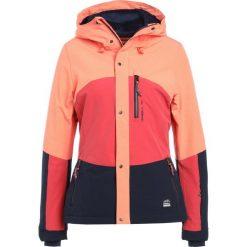 O'Neill CORAL Kurtka snowboardowa fusion coral. Pomarańczowe kurtki damskie narciarskie O'Neill, xl, z elastanu. W wyprzedaży za 775,20 zł.