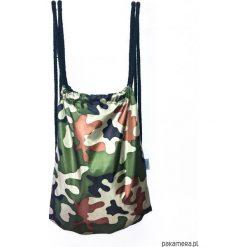 Plecaki męskie: Nieprzemakalny plecak worek Camo