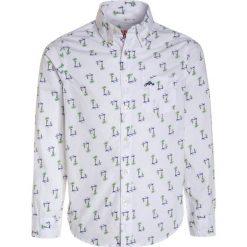 American Outfitters PALM TREE Koszula white. Białe bluzki dziewczęce bawełniane marki American Outfitters. W wyprzedaży za 209,30 zł.
