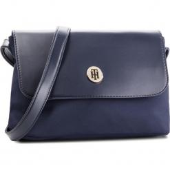 Torebka TOMMY HILFIGER - Dressy Nylon Crossov AW0AW05651 413. Niebieskie torebki klasyczne damskie TOMMY HILFIGER, z materiału. Za 349,00 zł.