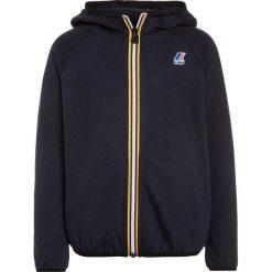 KWay LE VRAI 2.0 Bluza rozpinana bleu. Niebieskie bluzy chłopięce K-Way, z bawełny. Za 209,00 zł.