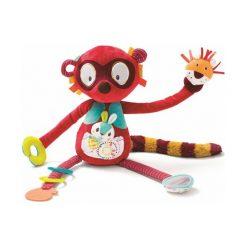 Przytulanki i maskotki: Lilliputiens – Lemur Georges Wielofunkcyjna przytulanka 86777
