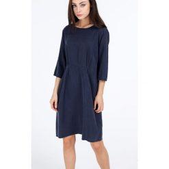 Sukienki: Sukienka - 138-4039 BLSC
