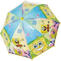 """Parasole: Parasol """"Spongebob"""" z kolorowym wzorem – dł. 66 cm"""