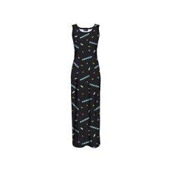 Sukienka CP-025  23. Fioletowe długie sukienki marki Colour pleasure, uniwersalny. Za 159,00 zł.
