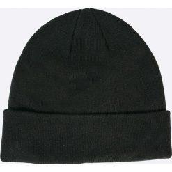 Only & Sons - Czapka. Czarne czapki zimowe męskie Only & Sons, na zimę, z dzianiny. W wyprzedaży za 24,90 zł.