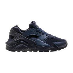 Buty sportowe damskie: Nike Buty damskie Huarache Run Gs granatowe r. 36 (654275-403)