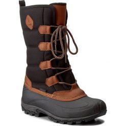 Buty zimowe damskie: Śniegowce KAMIK – Mcgrath NK2149  Black