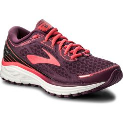 Buty BROOKS - Aduro 5 120244 1B 544 Purple/Pink/Black. Fioletowe buty do biegania damskie marki NEWFEEL, z poliesteru. W wyprzedaży za 319,00 zł.