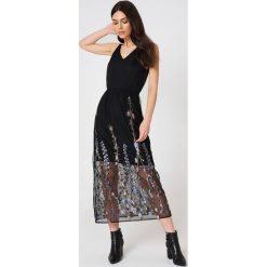 Sukienki hiszpanki: Twist & Tango Sukienka Debbie – Black