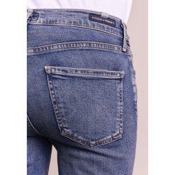 Citizens of Humanity ROCKET CROPPED Jeans Skinny Fit dejavu. Niebieskie rurki damskie Citizens of Humanity. Za 1259,00 zł.