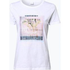Odzież: BOSS Casual – T-shirt damski – Tepicture, czarny