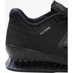 Nike Performance ROMALEOS 3 Obuwie treningowe black/hyper crimson. Czarne buty sportowe męskie marki Nike Performance, z materiału. Za 839,00 zł.
