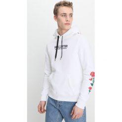Bejsbolówki męskie: Hollister Co. CAPSULE ROSE Bluza z kapturem white
