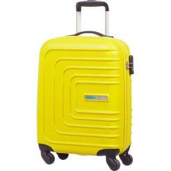 Walizki: Walizka w kolorze żółtym - 40 x 55 x 20 cm