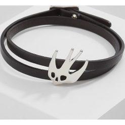 Biżuteria i zegarki: McQ Alexander McQueen SWALLOW MINI WRAP Bransoletka black