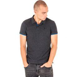 Koszulki polo: Outhorn Koszulka polo męska HOL18-TSM610 ciemnoszara r. M