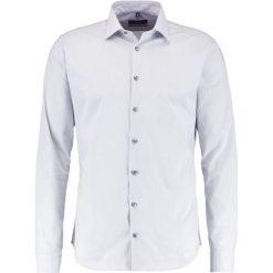 Koszule męskie na spinki: Seidensticker SLIM FIT KENT PATCH Koszula biznesowa grau