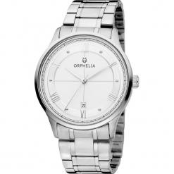 Zegarek kwarcowy w kolorze srebrno-białym. Szare, analogowe zegarki męskie Esprit Watches, ze stali. W wyprzedaży za 204,95 zł.