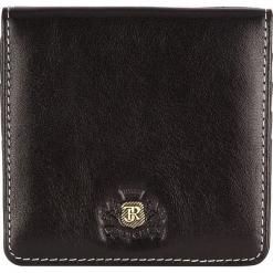 Portfel 22-1-407-1. Czarne portfele damskie marki Wittchen. Za 299,00 zł.