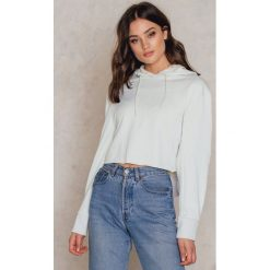Bluzy damskie: Cheap Monday Bluza z kapturem Attract - Offwhite
