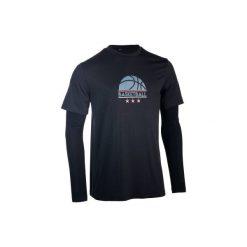T-shirty męskie: Koszulka podtrzymująca FAST