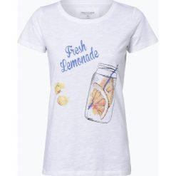 Marie Lund - T-shirt damski, czarny. Niebieskie t-shirty damskie marki Marie Lund, l, z haftami. Za 59,95 zł.