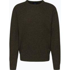 Mc Earl - Sweter męski, zielony. Zielone swetry klasyczne męskie Mc Earl, l, z wełny. Za 129,95 zł.