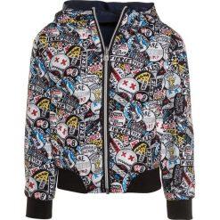 Little Marc Jacobs Kurtka przejściowa schwarz/blau. Czarne kurtki chłopięce przejściowe marki bonprix. W wyprzedaży za 399,20 zł.