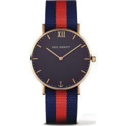 Zegarek unisex Paul Hewitt Sailor PH-SA-G-ST-B-NR-20. Czarne zegarki męskie marki Paul Hewitt. Za 548,00 zł.