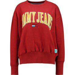 Bejsbolówki męskie: Tommy Jeans COLLEGIATE Bluza merlot