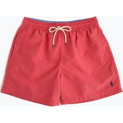 Polo Ralph Lauren - Męskie spodenki kąpielowe, czerwony. Czerwone kąpielówki męskie Polo Ralph Lauren, m. Za 249,95 zł.