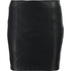 Minispódniczki: Noisy May NMREBEL Spódnica mini black
