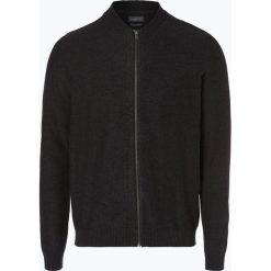 Swetry męskie: Jack & Jones – Kardigan męski, czarny