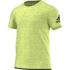 Adidas Koszulka męska Uncontrol Climachill Tee żółta r. L  (AB6324). Żółte koszulki sportowe męskie Adidas, l. Za 117,99 zł.