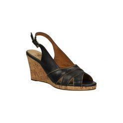 Sandały Caprice  SANDAŁY  9-28307-34. Brązowe sandały damskie Caprice. Za 179,99 zł.