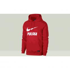 Bejsbolówki męskie: Bluza Nike Polska WC 2018 NSW Hoodie Core (891719-608)