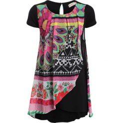 Sukienki dziewczęce: Desigual VEST BISSAU Sukienka letnia black