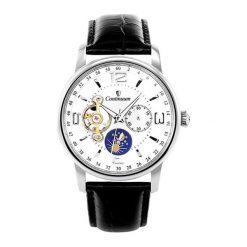 """Zegarki męskie: Zegarek """"C15H18"""" w kolorze czarno-srebrnym"""