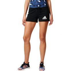 Spodenki sportowe męskie: Adidas Spodenki damskie Essentials Solid Short czarne r. XL (B45780)